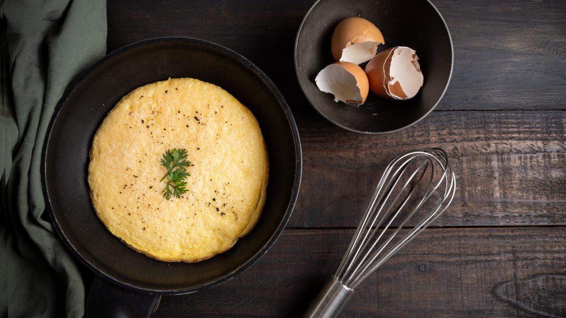 recette d'omelette