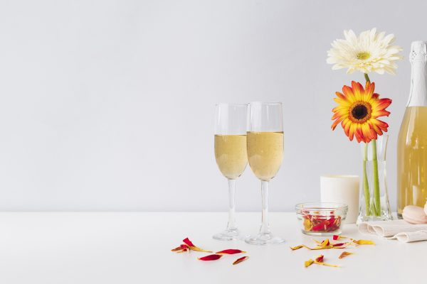 Accords mets et champagnes – l'Art de la dégustation
